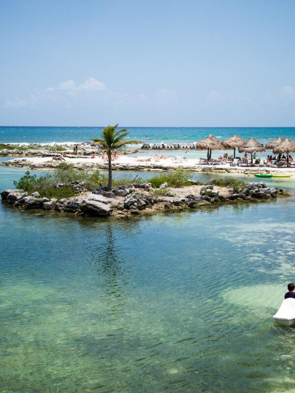 Riviera Maya beaches in Mexico