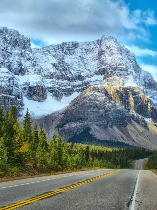 Canada road trip suggested itinerary
