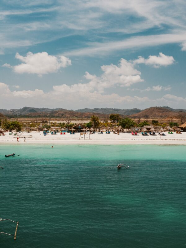 The best entertainment on the Indonesian island of Lombok