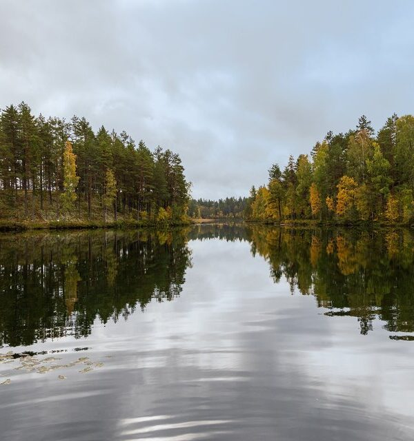 Sweden's most beautiful dream-like lakes (part2)