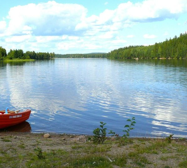 Sweden's most beautiful dream-like lakes (part 3)