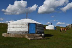 Mongol nomads