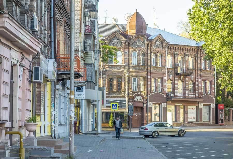 Ten beautiful and spectacular cities in Ukraine