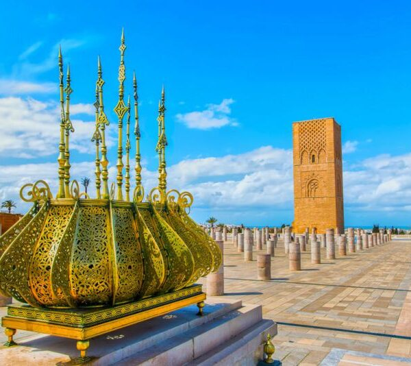 Tourist attractions of the Morocco capital, Rabat