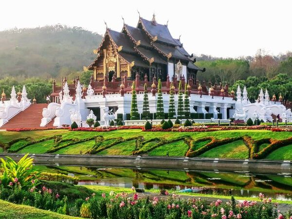 Tourist Attractions in Chiang Mai, Thailand