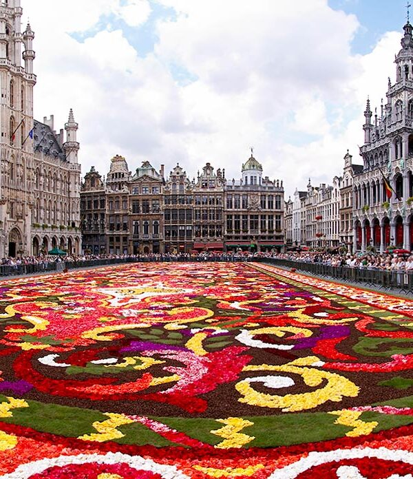 Reasons to visit Belgium!