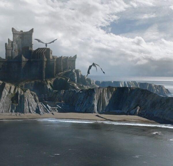 Gaztelugatxe Island: Land of the Dragon