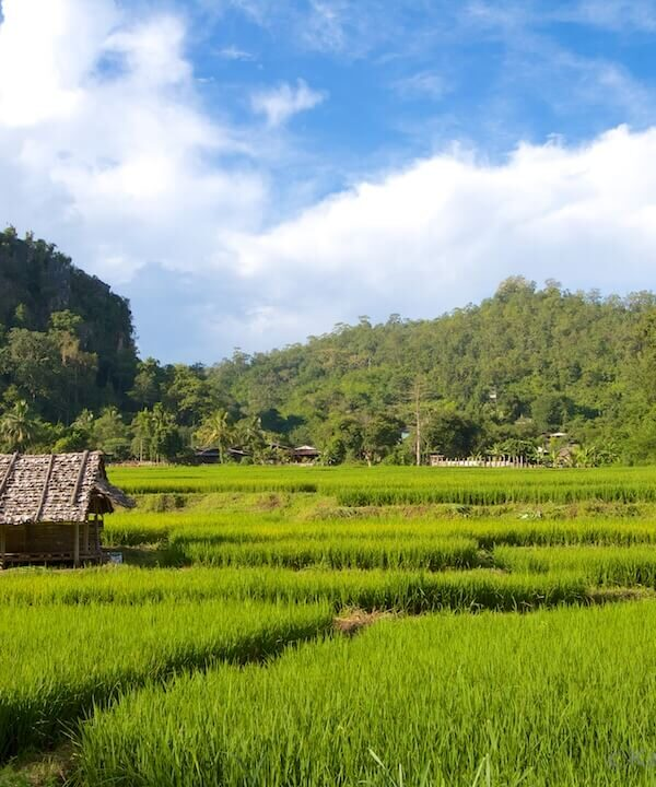 10 small and beautiful cities in Thailand