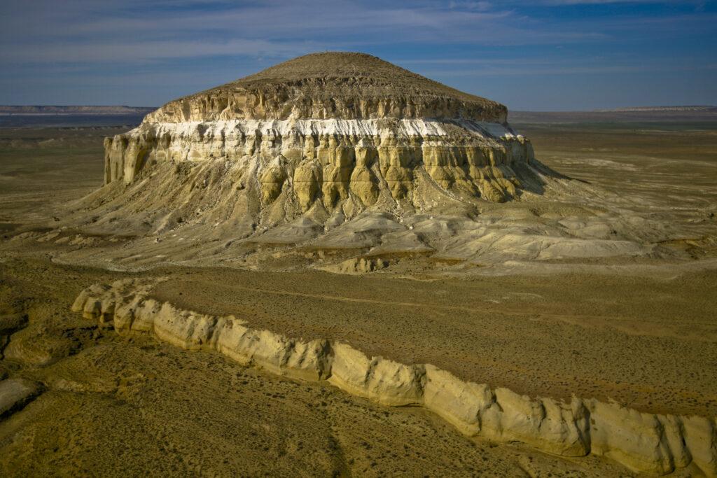 Kazakhstan , a pristine destination in Asia