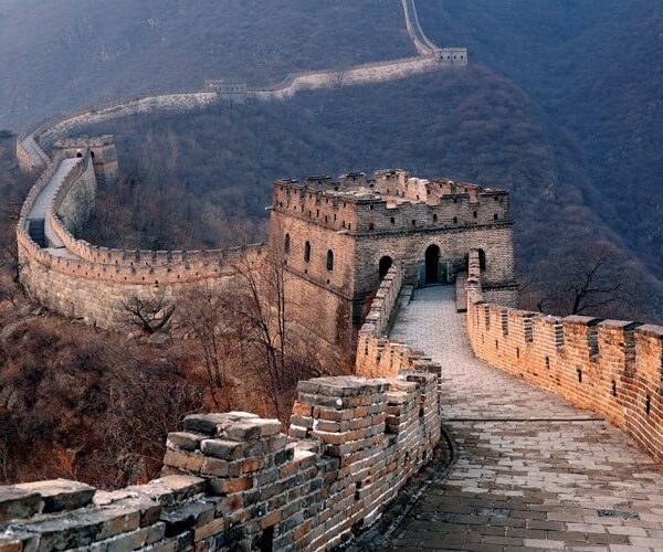 The most famous walls in the world