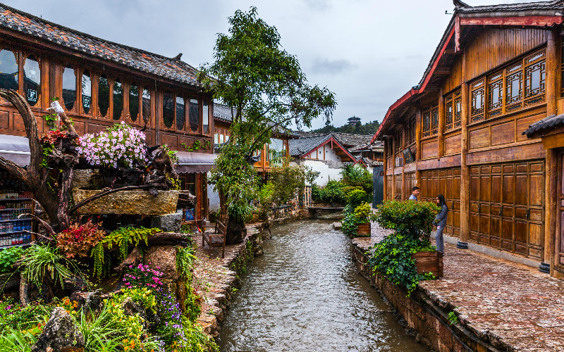 10 beautiful and small cities in China