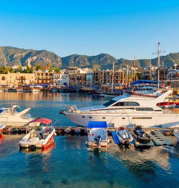 Northern Cyprus , where time stands