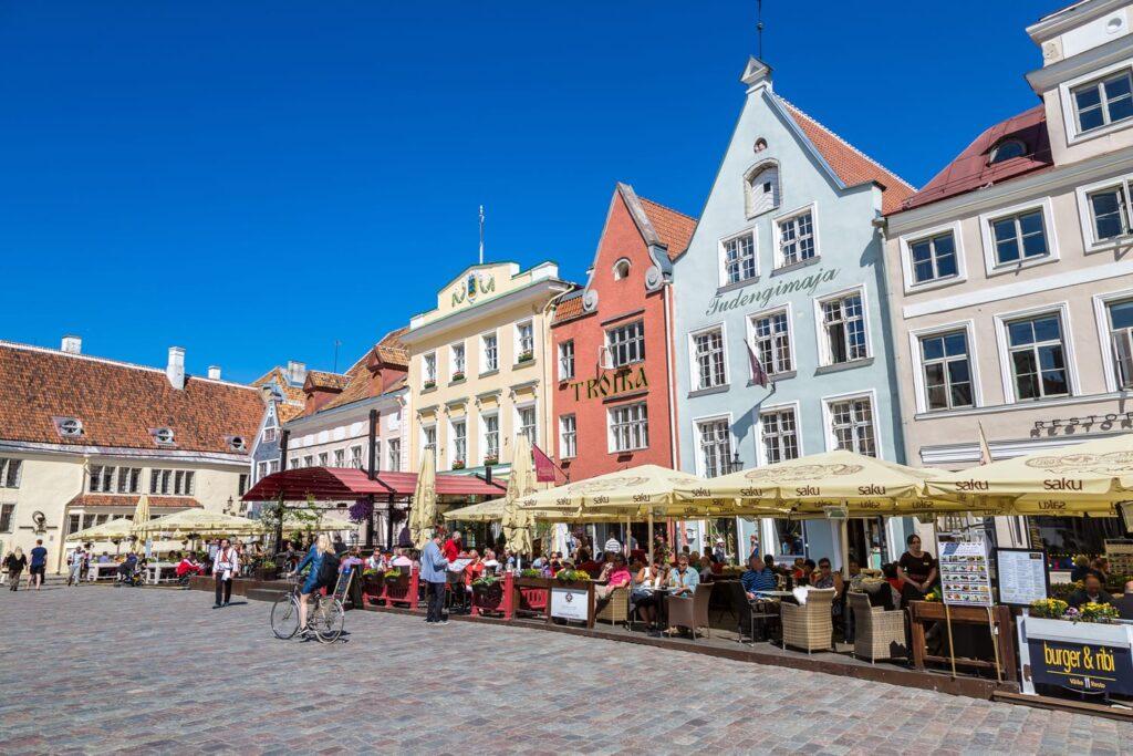 Unique attractions of Tallinn, Estonia
