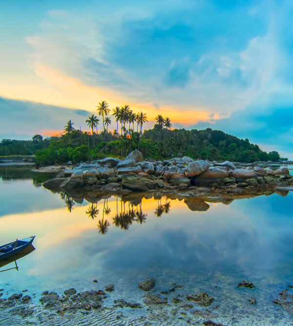 Learn more about Indonesia's remote islands