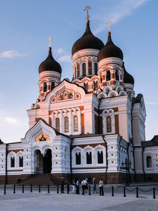 Unique attractions of Tallinn , Estonia