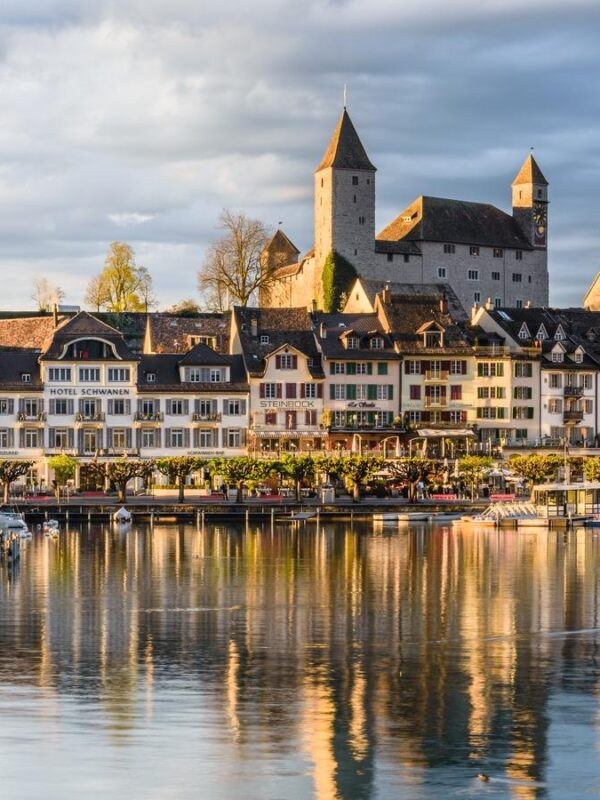 Ten beautiful castles and palaces in Switzerland