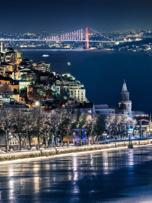 Why Istanbul is called the city of Seven Hills?