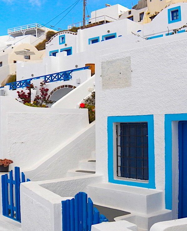 History of the stone houses in Mykonos
