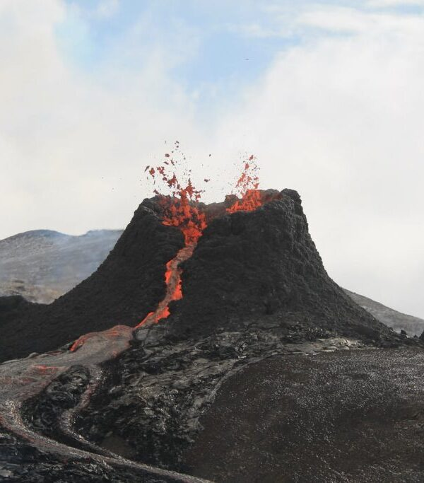 Amazing Facts About the Reykjanes Eruption
